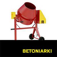 Sprzęt betoniarski