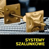 Systemy szalunkowe